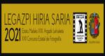 "Folleto del Concurso de Fotografía ""Legazpi Hiria"" 2021"