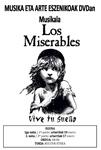 """Cartel de la proyección """"Los Miserables"""""""