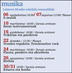 Imagen 1 de la galer�a de Leizarra Musika Eskolako Emanaldiak