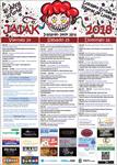 Cartel de las Fiestas de Riberas de Loiola de Donostia 2018