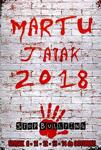 Cartel de las Fiestas de Martutene en Donostia 2018