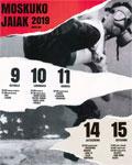 Cartel de las fiestas de Mosku en Irun 2019