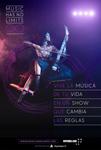 Cartel del concierto de Music Has No Limits 2018