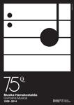 Donostiako Musika Hamabostaldiaren Kartela 2014