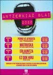"Carel del programa ""Antzerkiaz Blai"" de Mutriku 2020"