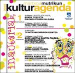 Cartel de los Carnavales de Mutriku 2019