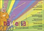 Cartel de los Carnavales de Mutriku 2020