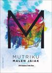 Cartel de fiestas de Magdalenas de Mutriku 2018