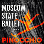 """Pinocchio"" Balletaren kartela"