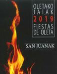 Cartel de las Fiestas de San Juan de Olata de Donostia 2019