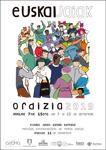 Cartel de las Euskal Jaiak de Ordizia 2019