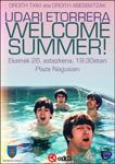 """Cartel del espectáculo """"Ongi etorri uda - Welcome Summer! - Bienvenido verano"""""""