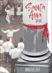 Cartel del Programa Fiestas de Santa Ana de Ordizia 2019