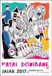 Cartel de las Fiestas de Pasaia Donibane 2018