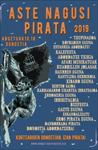 Cartel de la Semana Grande de los Piratas Donostia 2019