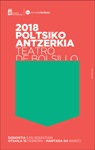 Donostiako Poltsiko Antzerkia Jaialdiaren kartela 2018