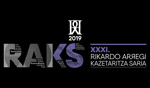 Cartel del Premio de Periodismo Rikardo Arregi 2019