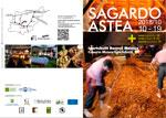 Igartubeiti Baserria - Sagardo Astea - Cartel