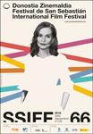 Cartel del Festival Internacional de Cine de Donostia / San Sebastián 2018