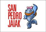 Orioko San Pedro Jaien kartela