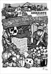 Cartel de la Feria de Santamasak de Arrasate 2018