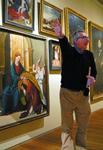 Folleto de las visitas guiadas de Museo San Telmo de Donostia 2020