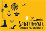 Zumaiako San Telmo Jaien Egitarauaren kartela 2019