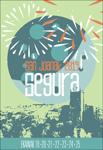 Cartel de las Fiestas de San Juan de Segura 2019