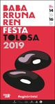 Tolosako Babarrunaren Festaren kartela 2019