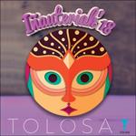 Cartel anunciador de los Carnavales de Tolosa 2018