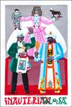 Cartel anunciador de los Carnavales de Tolosa 2019