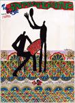 Cartel anunciador de los Carnavales de Tolosa 2020