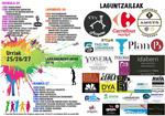 Cartel de Fiestas de Larramendi de Tolosa 2019
