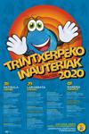 Cartel del Programa de Carnavales de Trintxerpe 2020