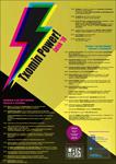 Cartel de las Fiestas de Txomin-Enea Donostia 2019