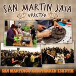 Urretxuko San Martin Jaien kartela 2019
