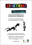 Cartel del festival Zinetxiki