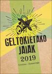 Cartel de Fiestas de las Estaciones de Urretxu-Zumarraga 2019