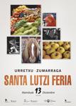 Urretxu eta Zumarragako Santa Lutzi Feriaren Egitaraua 2018