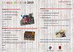 Cartel de las Fiestas de Atxegalde de Usurbil 2019
