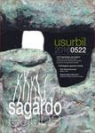 Cartel del Sagardo Eguna de Usurbil 2016