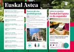 Cartel de la Euskal Astea - Euskal Jaiak de Zarautz 2020