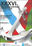 Zarauzko Galiziako Egunaren kartela 2019