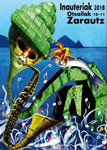 Cartel de los Carnavales de Zarautz 2018