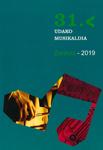 Cartel del Ciclo Musical de Verano de Zarautz 2019
