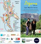 Cartel de la Feria de San Martín de Zegama 2018