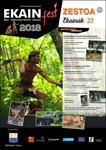 Cartel del Ekainfest de Zestoa 2018