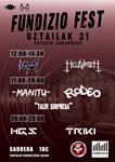 Cartel del Fundizio-Fest de Zestoa 2021