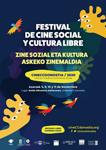 Cartel del festival Cine y Cultura Libre de Donostia 2020