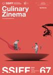 """Cartel de la sección """"Culinary Zinema"""" del Zinemaldia 2019"""